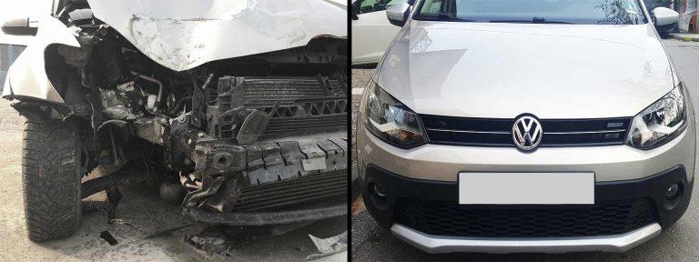 Επισκευή Volkswagen Polo στο φανοποιείο auto-iraklis.gr