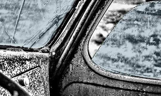 Χαλασμένο Ηλεκτρικό Παράθυρο Αυτοκινήτου